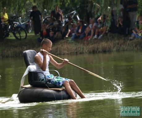 KLIKK - Úszó alkalmatlanságok, Nyíregyháza, Sóstó