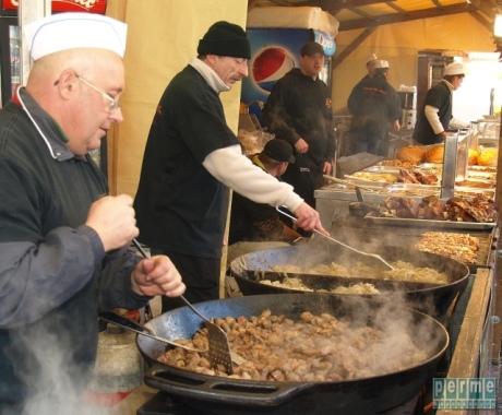 Miskolc, Kocsonyafesztivál 2012