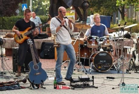 VAN zenekar - VIDOR, Nyíregyháza 2009