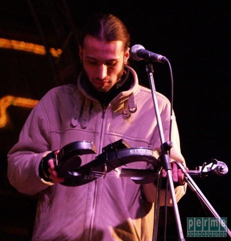 Paddy and the Rats - Kocsonyafesztivál, 2011
